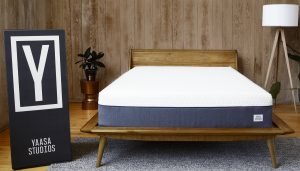 Yaasa Studios Mattress and box